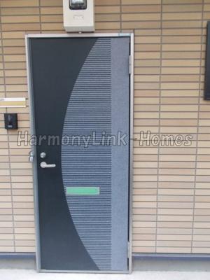 サニーサイド西日暮里の玄関(前)☆
