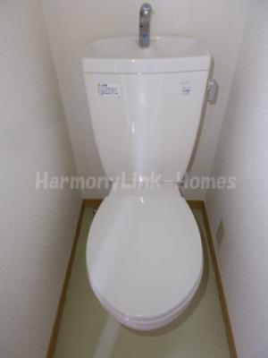 サニーサイド西日暮里のコンパクトで使いやすいトイレです(別部屋参考写真)☆