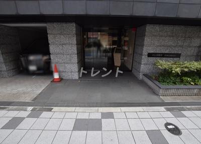 【エントランス】ヴィルドミール浅草橋