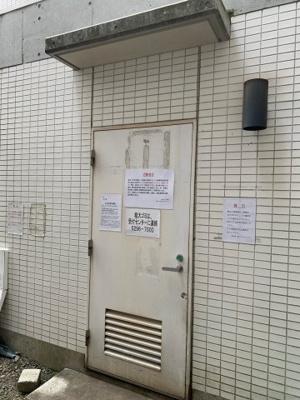 【その他共用部分】プレールドゥーク練馬ノースシティエルエー
