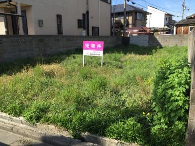 【外観】和歌山市松江東4丁目 売土地