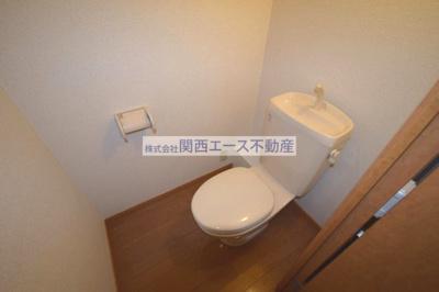 【トイレ】レオパレスヴィラージュ シバ