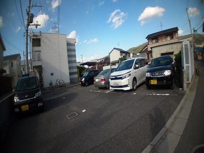 【駐車場】レオパレスヴィラージュ シバ