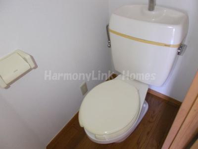 アドバンス東長崎の落ち着いたトイレです☆