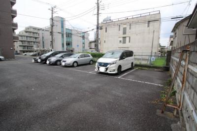 【駐車場】南新パーキング