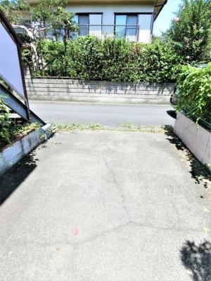 【駐車場】オーシャンヴィラ