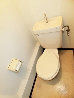 【トイレ】オーシャンヴィラ