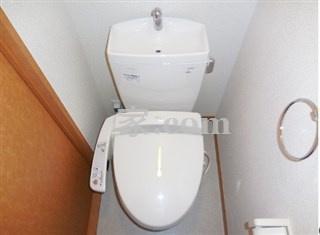 【トイレ】レオパレスカーサアベニューIV(40595-102)
