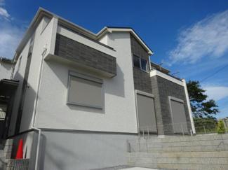 千葉市若葉区桜木北 新築一戸建て 桜木駅 4LDKでスタイリッシュで飽きの来ないデザインです!