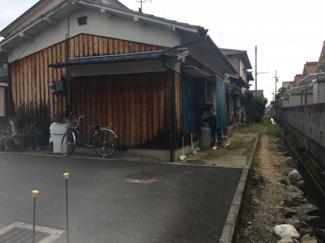 【外観】松山市 余戸東 売土地 49.91坪