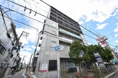 【外観】八戸ノ里HIROビル