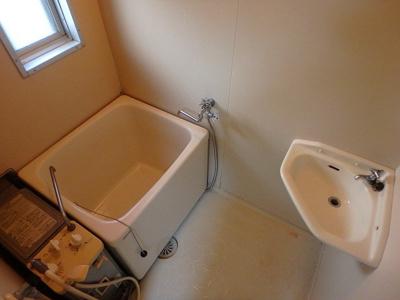 【浴室】ヤングハイツ三郎丸