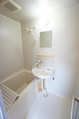 【浴室】プロムナードハイツ