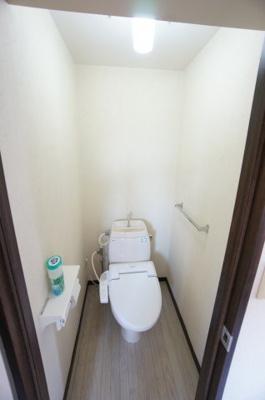 【トイレ】プロムナードハイツ