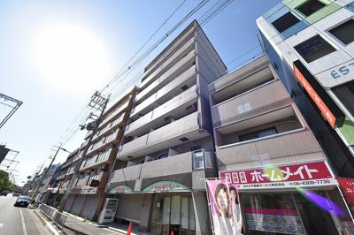 【外観】ビクトワール小阪