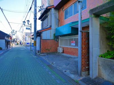 【エントランス】柳町店舗事務所