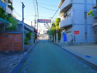 【ロビー】柳町店舗事務所
