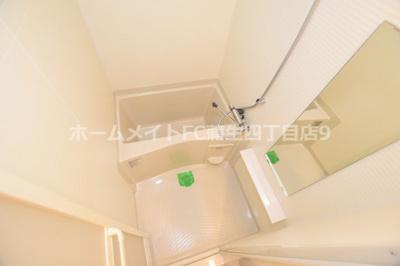 【浴室】エスリード大阪城クローグ