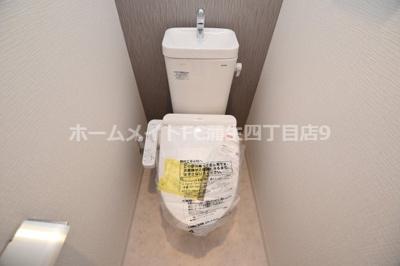 【トイレ】エスリード大阪城クローグ