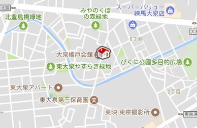 【地図】レオパレスHARMONY(39929-203)
