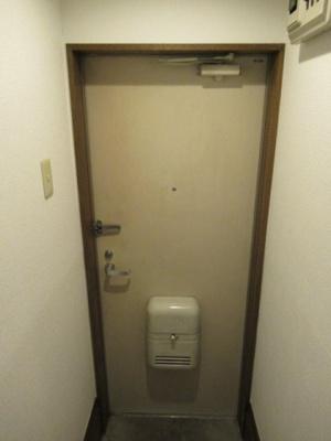 【玄関】ハウスA