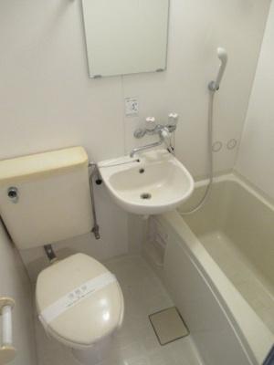 【浴室】ハウスA