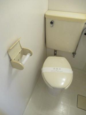 【トイレ】ハウスA
