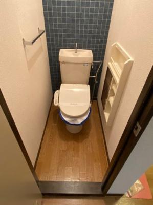 【トイレ】サンハイムB棟