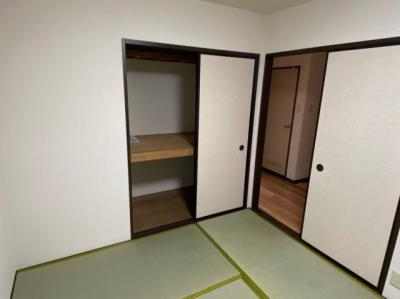 【和室】サンハイムB棟