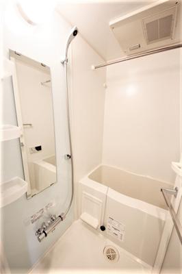【浴室】インザグレイス天神橋