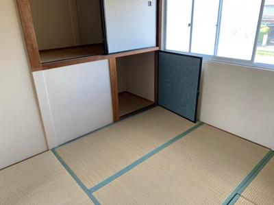【和室】仲川貸家