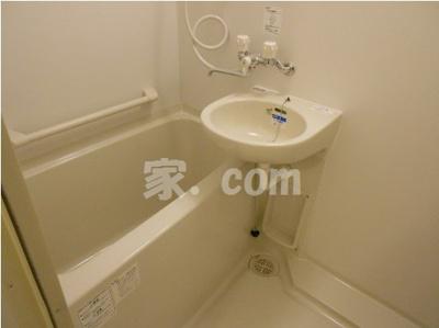【浴室】レオパレスブルーメ(31013-204)