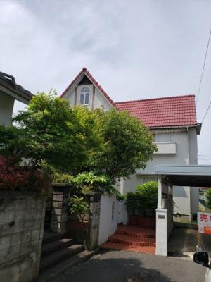 【外観】鳥取市湖山町2丁目戸建て
