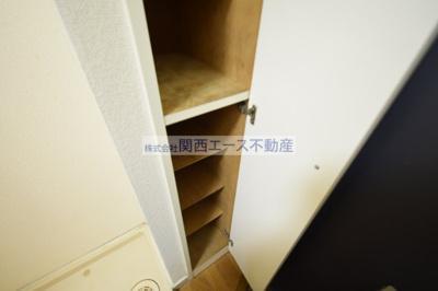 【玄関】レオパレスレジデンス新石切