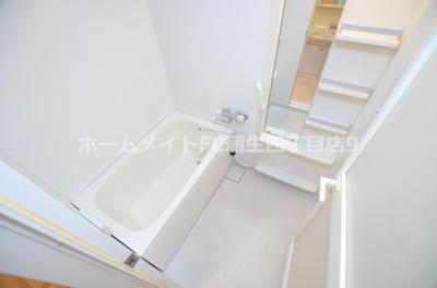 【浴室】ソレアード
