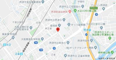 【地図】コンフォート