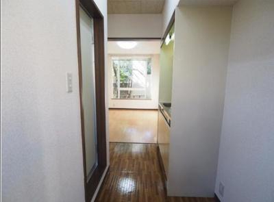 玄関から居室☆(同一仕様写真)