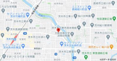【地図】メゾン・ド・ユウ