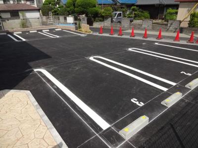 【駐車場】ボヌールメゾン西宮北Ⅱ