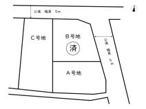 たつの市龍野町日山/3区画の画像