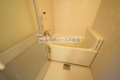 【浴室】キャッスル東花園