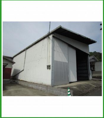 【外観】岸和田 大型貸倉庫 約186坪