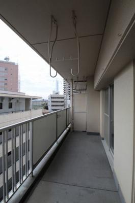 【バルコニー】多田スカイビル