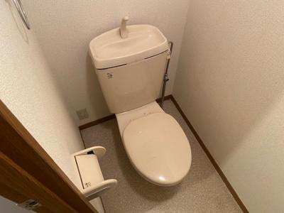 【トイレ】セント・ティアラ