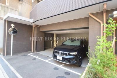 【駐車場】S-GLANZ大阪同心