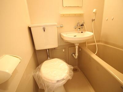 【浴室】シティライフ八幡