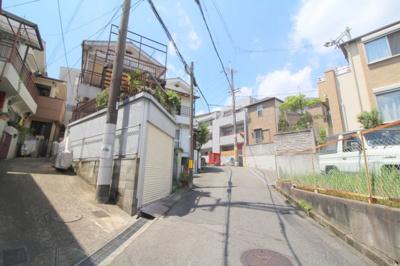【周辺】永楽荘4丁目貸家