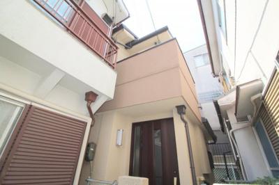 【外観】永楽荘4丁目貸家