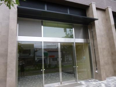 【玄関】ポレスター鴻巣駅前ガーデンズ