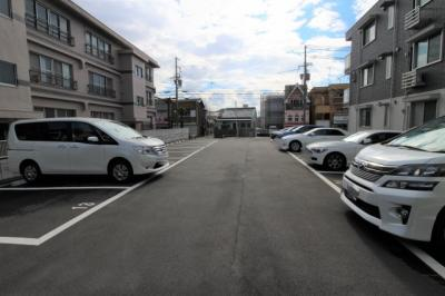 【駐車場】森マンション